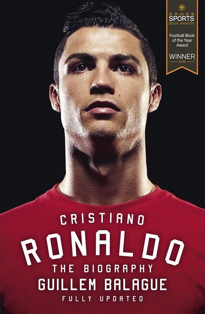 """W Wielkiej Brytanii """"Cristiano Ronaldo. Biografia"""" została sportową książką roku. /"""