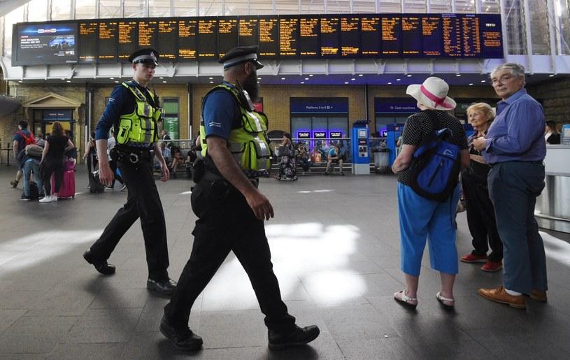 W Wielkiej Brytanii obowiązuje najwyższy stopień zagrożenia terrorystycznego /FACUNDO ARRIZABALAGA /PAP/EPA