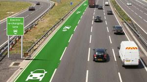 W Wielkiej Brytanii wkrótce naładujesz samochód podczas jazdy