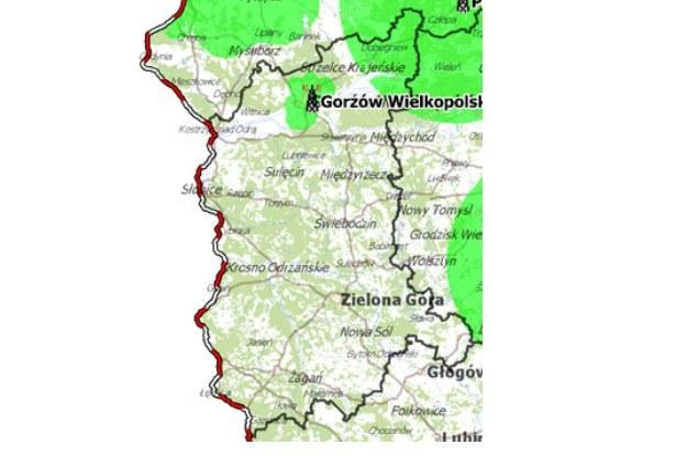 W województwie lubuskim mogą być problemy z MUX 3 /SatKurier
