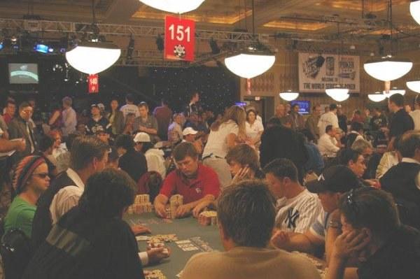 W World Series of Poker grają nie tylko zawodowcy. /INTERIA.PL