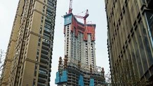 W Wuhan powstaje najwyższy budynek Chin