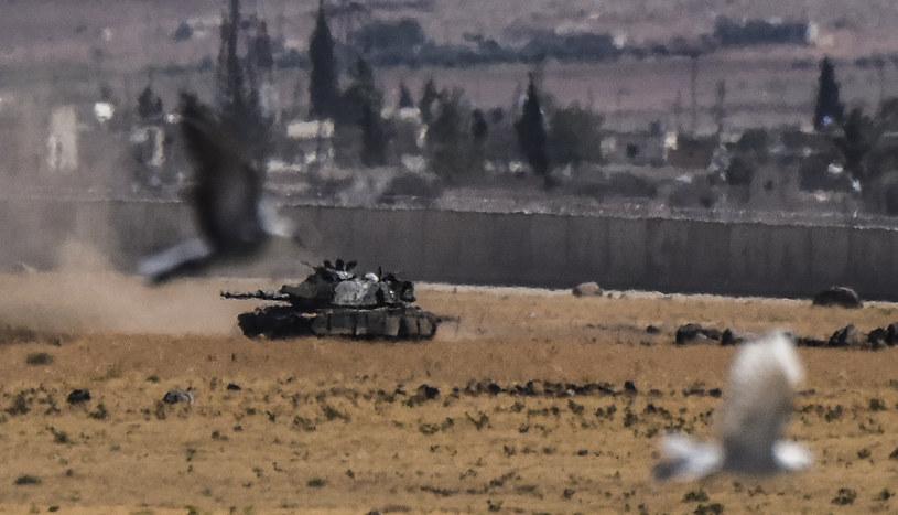 W wyniku działań wojskowych w Syrii zginęło 48 dżihadystów /BULENT KILIC /AFP