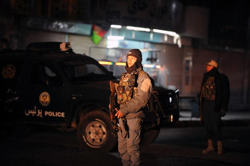 W wyniku eksplozji w Afganistanie zginęło co najmniej 7 osób, a 18 odniosło obrażenia / JAWED TANVEER /AFP
