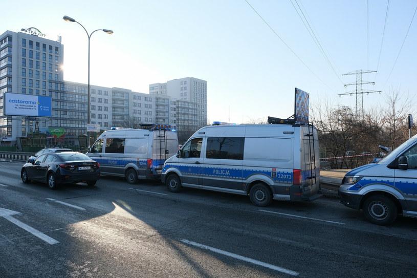 W wyniku zdarzenia śmierć poniosła jedna osoba /Mateusz Grochocki /East News
