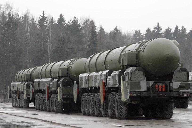 """W wypadku ataku jądrowego """"Martwa ręka"""" ma sama uruchomić wszystkie ocalałe wyrzutnie rakiet /AFP"""