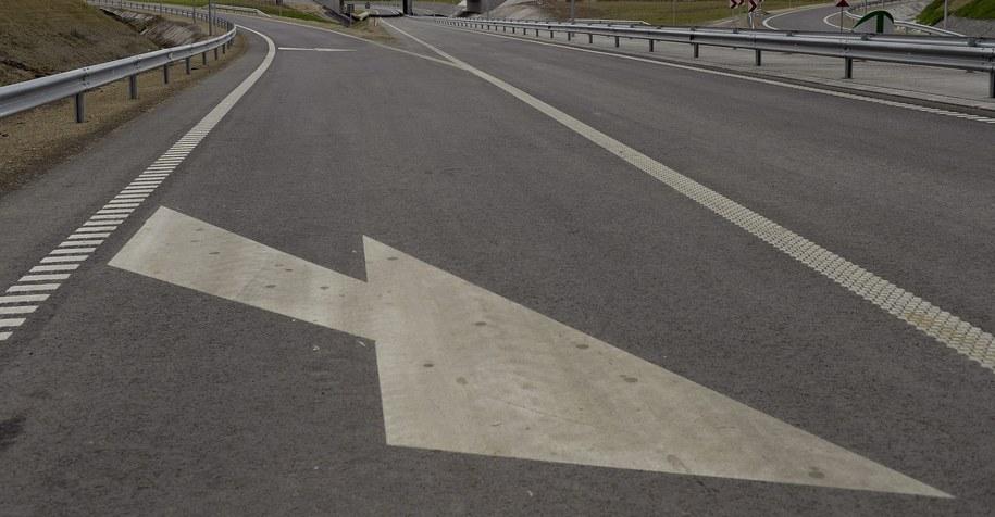 W wypadku pod Pilznem zginął Polak. Zdjęcie ilustracyjne /Darek Delmanowicz /PAP