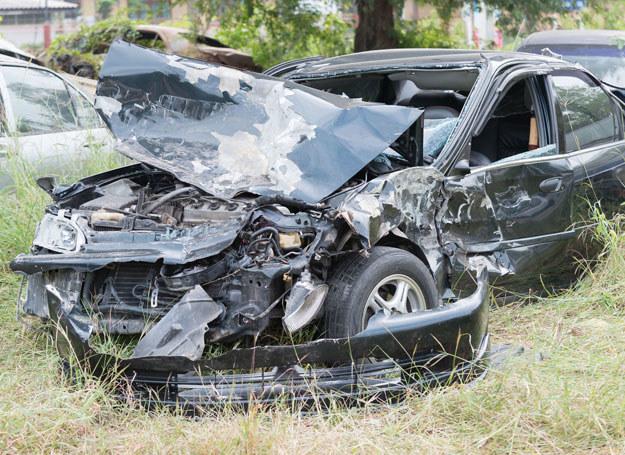 W wypadku ranne zostały trzy osoby /123RF/PICSEL