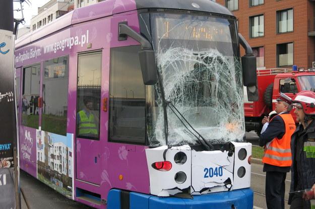 W wypadku rannych zostało kilkanaście osób /Jacek Skóra /RMF FM
