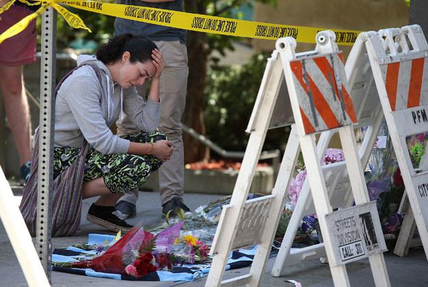 W wypadku śmierć poniosło sześciu studentów fot. Justin Sullivan / Getty Images North America /AFP