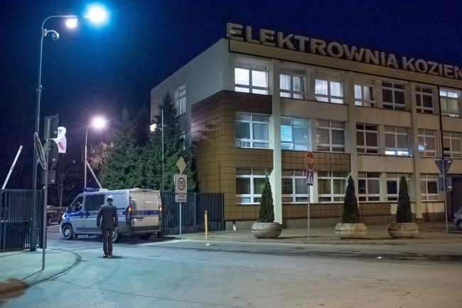 W wypadku w elektrowni zginęły 4 osoby /Wojciech Pacewicz /PAP
