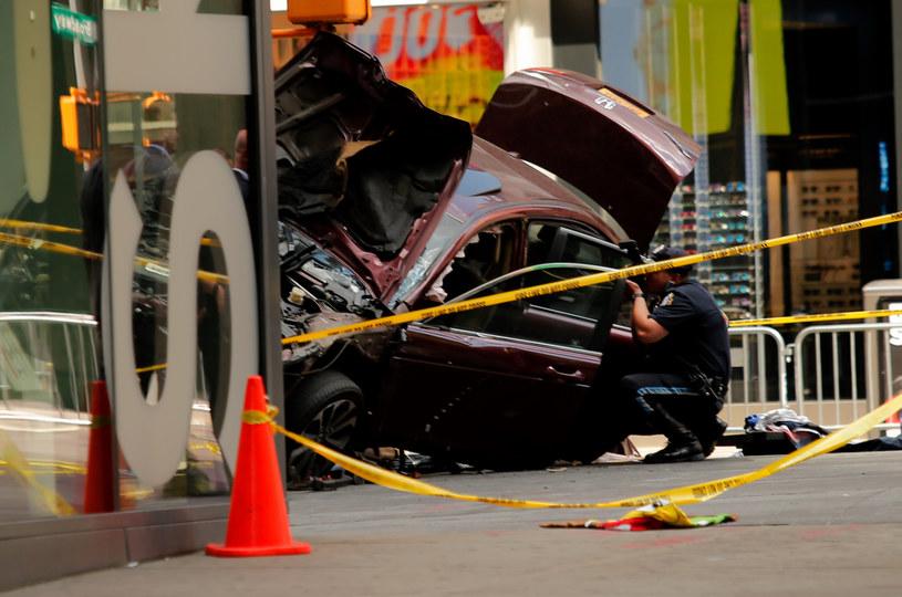 W wypadku zginęła 18-letnia kobieta, a rany odniosły 22 osoby /Eduardo Munoz Alvarez /AFP