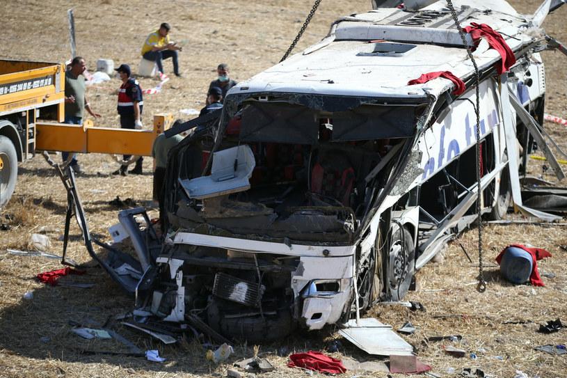 W wypadku zginęło 14 osób /AA/ABACA /East News