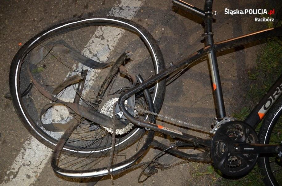 W wypadku zginęło dwóch rowerzystów /Policja