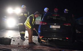 W wypadku zginęło troje dzieci