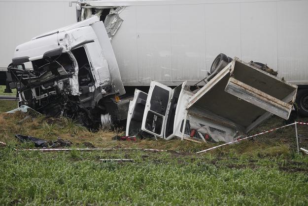 W wypadku zginęły trzy osoby /fot. Artur Reszko /PAP