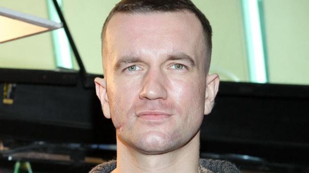 """W """"Yumie"""" zobaczymy nieco inne aktorskie oblicze Tomasza Kota / fot. Paweł Wrzecion /MWMedia"""