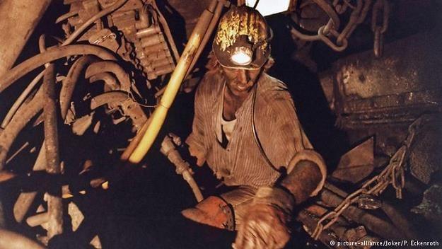 W Zagłębiu Ruhry pracę zakończyła jedna z ostatnich kopalni węgla kamiennego /Deutsche Welle