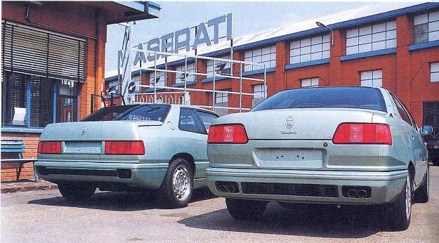 W zakładzie przy ulicy Ciro Menotti w Modenie 350 osób wytwarza rocznie ok. 1000 aut. 65% produkcji trafia na eksport. Oprócz limuzyny powstaje 2-drzwiowe Ghibli V6. /Motor