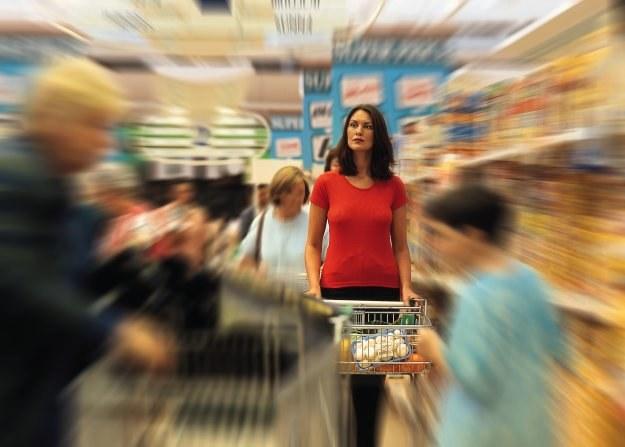 W zakupach pomoże ci dokładna lista i odrobina rozsądku /© Bauer
