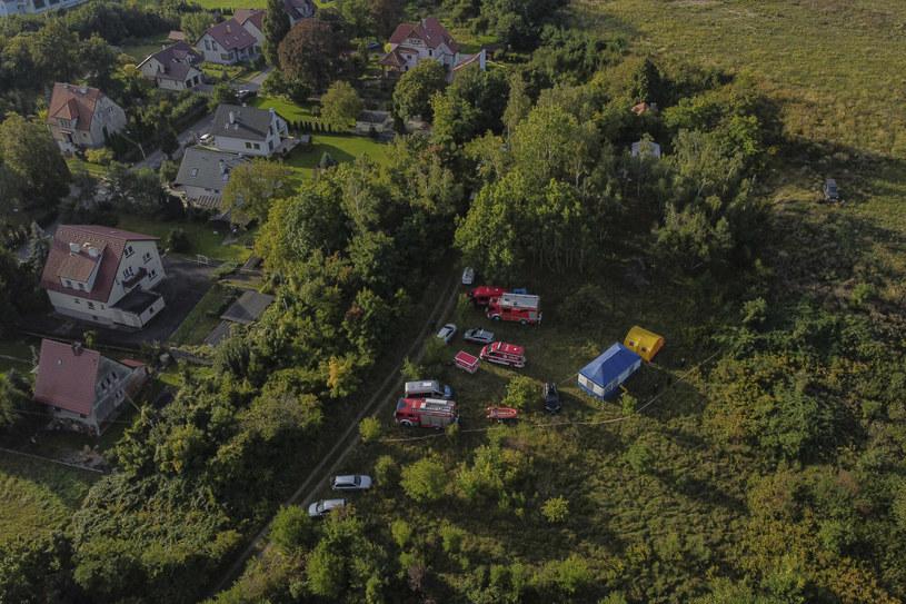 W zalanej kopalni odnaleziono ciała nurków /TOMASZ GOLLA/AGENCJA SE /East News