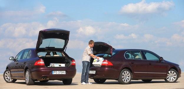 W zależności od potrzeb można otworzyć wyłącznie klapę bagażnika tak jak w klasycznym sedanie lub całe tylne drzwi jak w typowym liftbacku. Pojemność bagażnika wynosi 565 l. /Motor