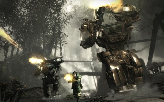 W zależności od wybranej frakcji, bohater uzyskuje dostęp do różnych rodzajów uzbrojenia i ulepszeń /gram.pl