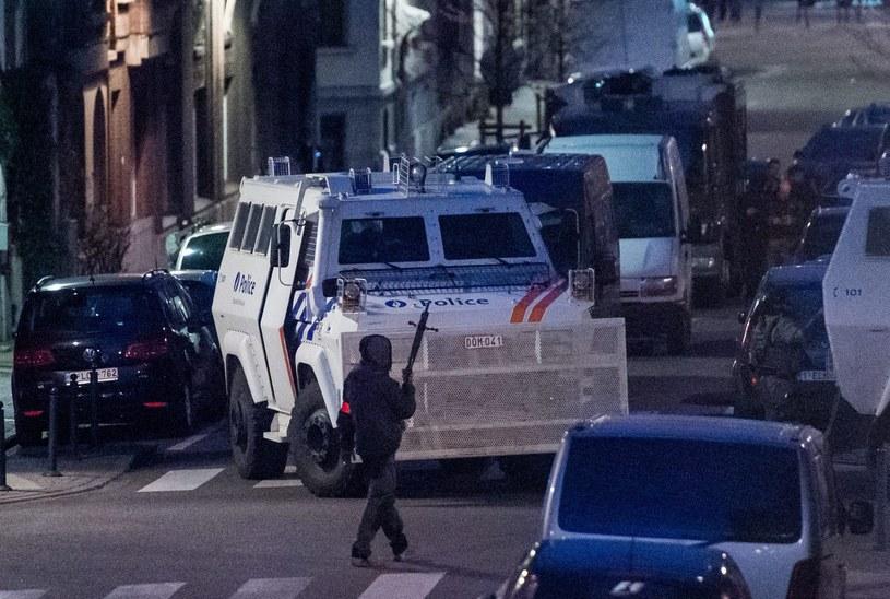 W zamachach terrorystycznych w Brukseli zginęło 31 osób /PAP/EPA