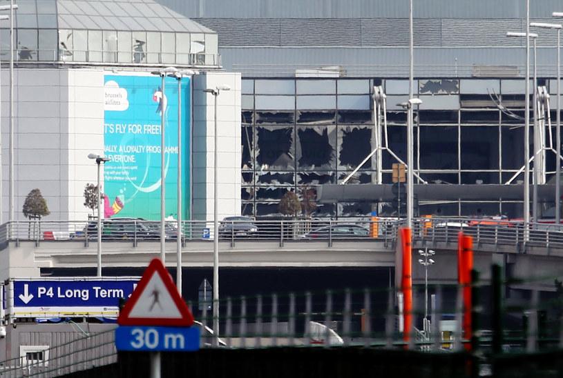 W zamachach w Brukseli zginęło 31 osób /Getty Images