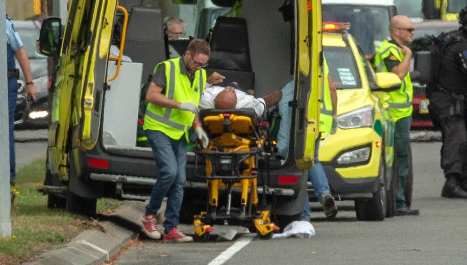 W zamachach zginęło 49 osób /Martin Hunter /PAP/EPA