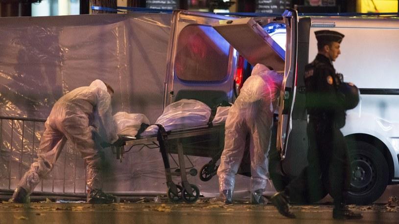 W zamachu zginęło co najmniej 120 osób /PAP/EPA