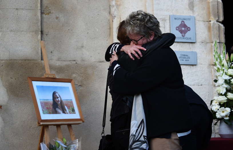W zamachu zginęły dwie kobiety /AFP