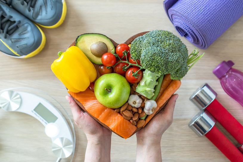 W zdrowej diecie ważna jest różnorodność /123RF/PICSEL