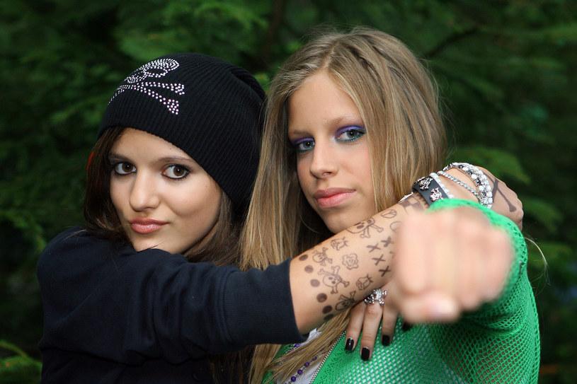 W zespole Blog 27 występowała razem z Alicją Boratyn /Palicki /AKPA