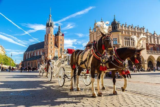 W zeszłym roku Kraków odwiedziło ponad 2,8 mln zagranicznych turystów /©123RF/PICSEL