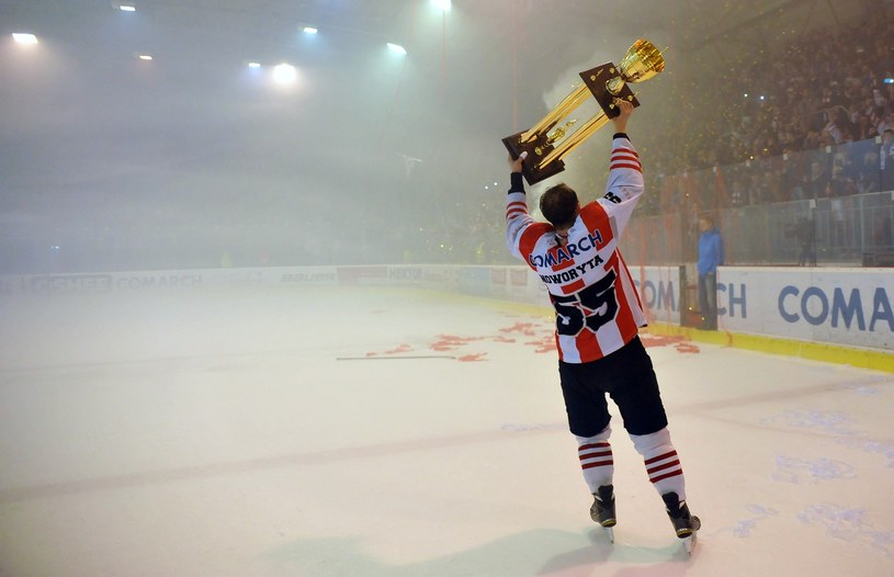 W zeszłym roku mistrzem Polski była Comarch Cracovia /M. Lasyk /East News