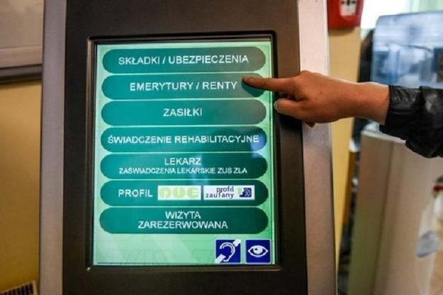 W ZUS powstanie centralny rejestr orzeczeń o niepełnosprawności. fot. Łukasz Gdak, Polska Press /Agencja SE/East News