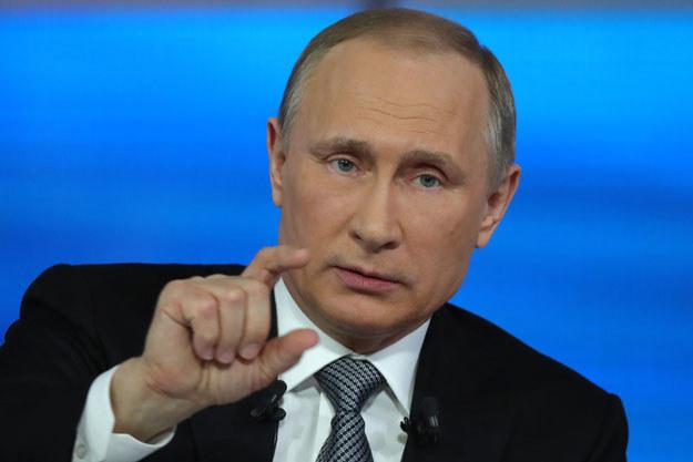 """""""W żywotnym interesie Rosji jest, aby UE nie przeciwstawiała się jednomyślnie jej działaniom"""" /AFP"""