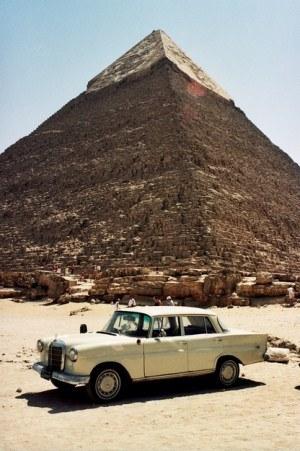 W110 i piramida Chefrena /