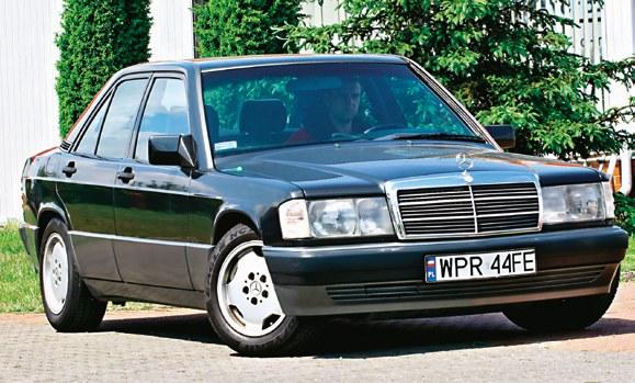 W201 /Motor
