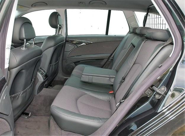 w211 fotele tyl /Motor