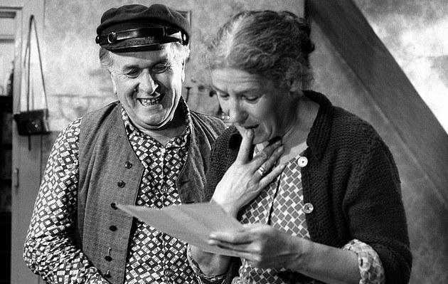 Wacław Kowalski i Maria Zbyszewska /Zygmunt Samosiuk /East News