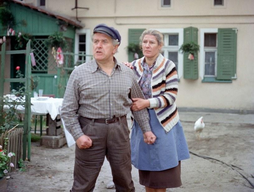 Wacław Kowalski i Maria Zbyszewska /Andrzej Ramlau /East News