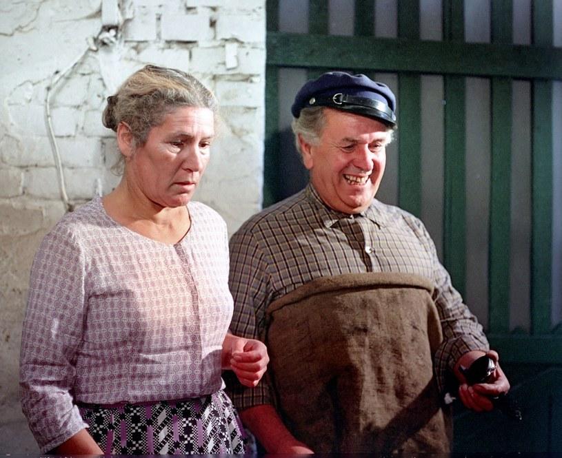 Wacław Kowalski i Maria Zbyszewska /- /East News