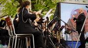 Wadowice: Orkiestra dęta OSP zagrała dla papieża
