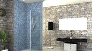 Wady i zalety kabin walk-in i ścianek prysznicowych