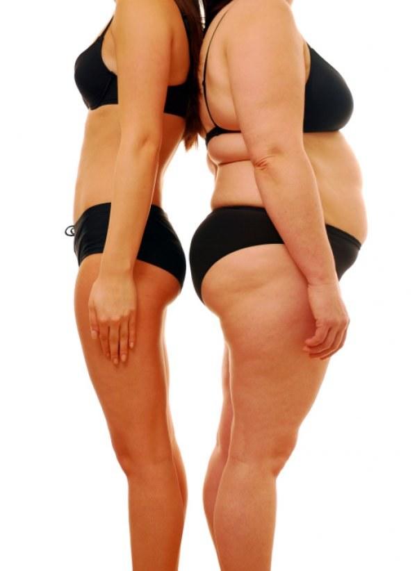 Waga tłuszczów /© Photogenica