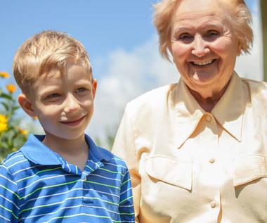 Wagary u... babci