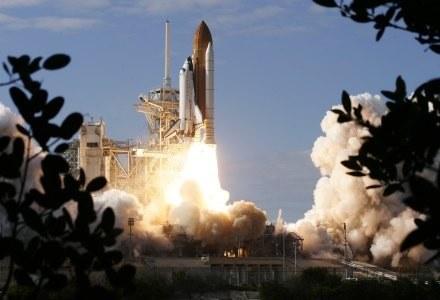 Wahadłowiec Atlantis wyrusza na 11-letnią podróż /AFP