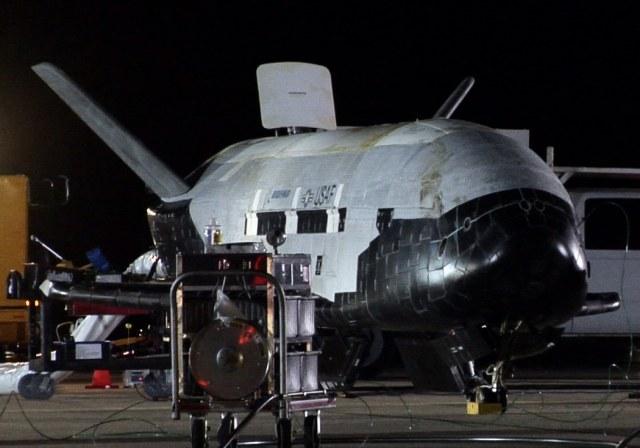 Wahadłowiec kosmiczny Boeing X-37B /materiały prasowe
